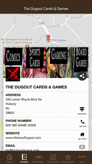 The Dugout Cards & Games Screenshot on iOS