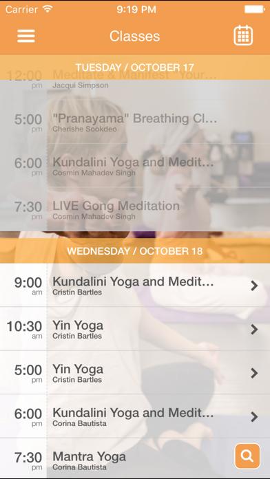 RYK Yoga and Meditation Center screenshot four