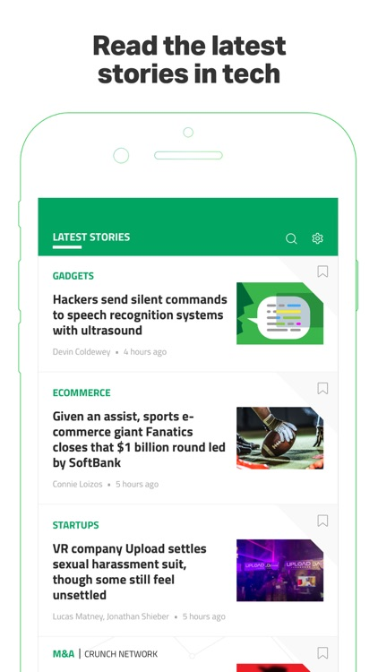 TechCrunch screenshot-0