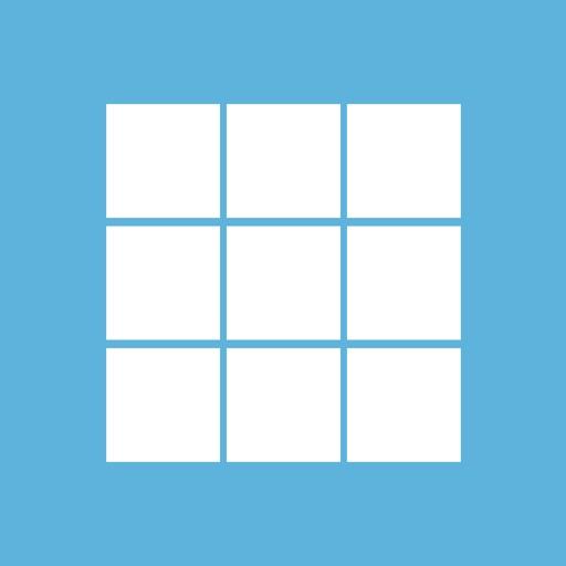 Grids for Instagram - 9 photos