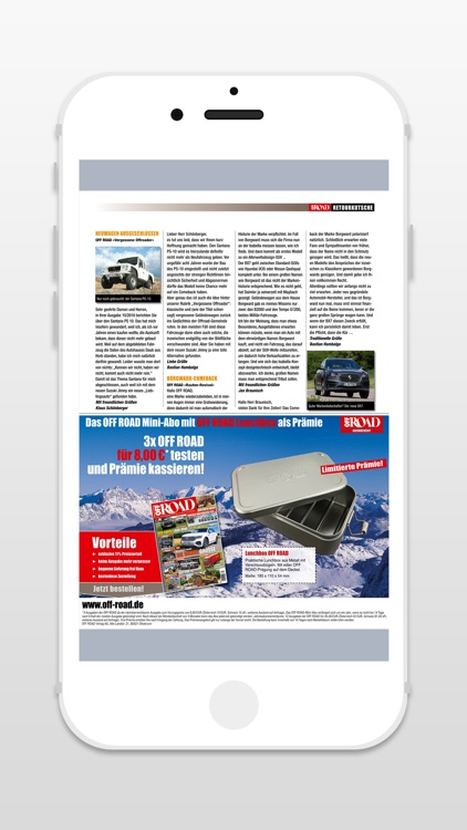 Off Road - Zeitschrift screenshot-4