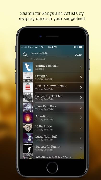 Tinrit Music screenshot-3