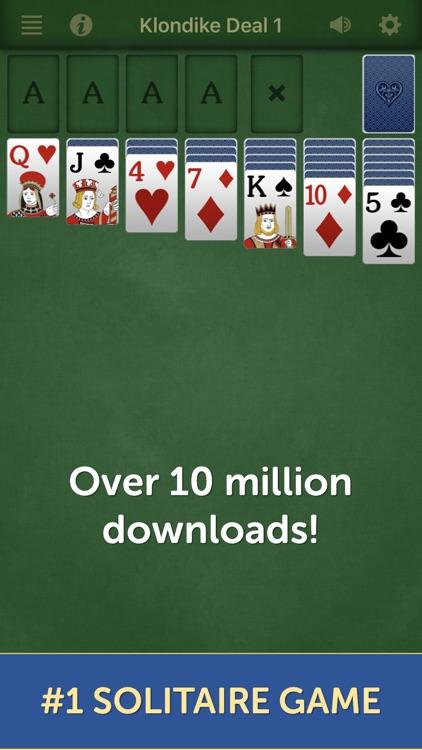 Solebon Solitaire Card Games screenshot-0