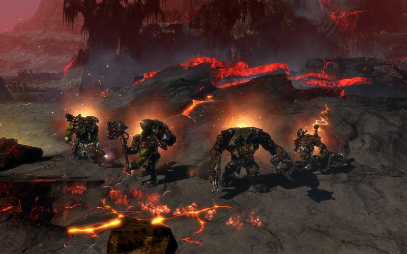 Dawn of War II: Chaos Rising screenshot 7