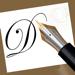Courrier écrit à la main