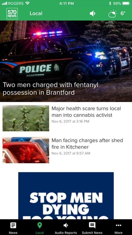 570 NEWS Kitchener screenshot-3