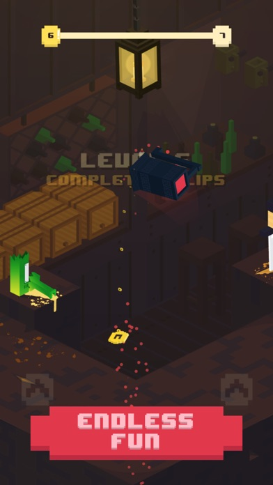 Flip or Drink: a Knight's Game screenshot three