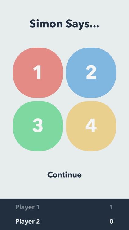 Simon Says-Colourblind Edition screenshot-7