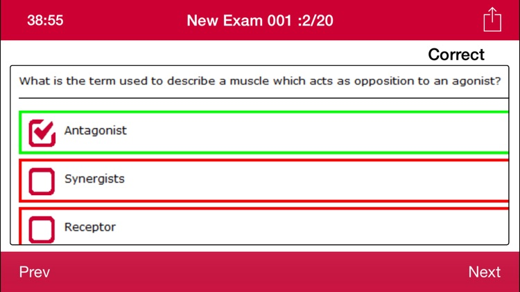 NCLEX Exam Online Lite screenshot-3