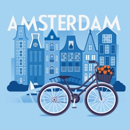 Amsterdam Travel Guide Offline