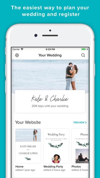 Zola Registry + Weddings