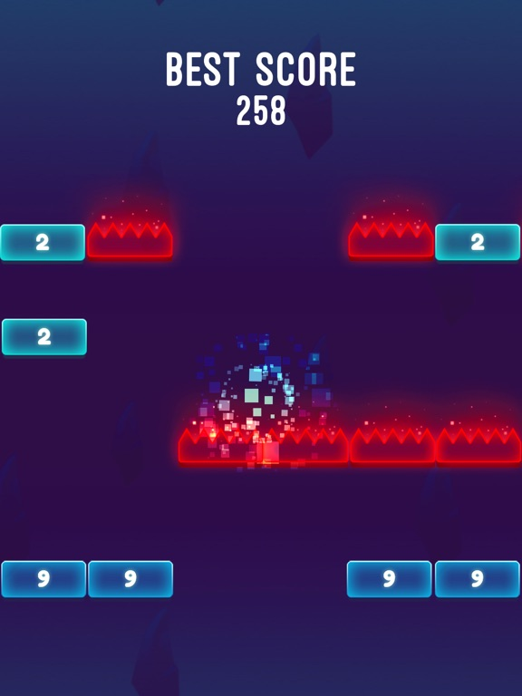 Endless Dash Bouncer screenshot 9
