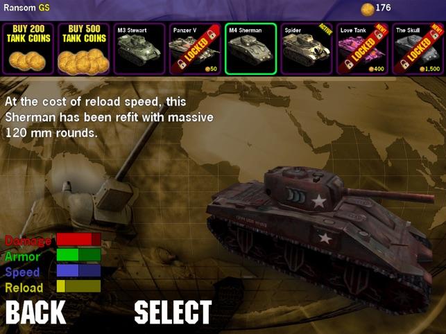 Tanked Screenshot