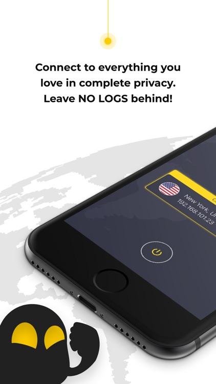 CyberGhost VPN & WiFi Proxy screenshot-0