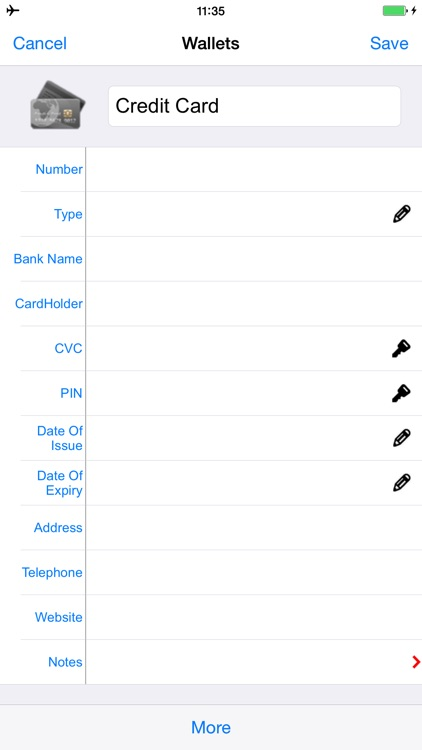 Password Manager Safe Vault screenshot-3