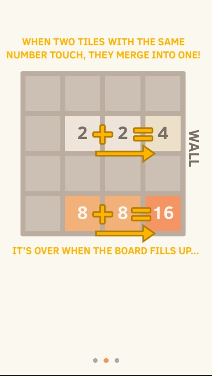 2048 screenshot-3
