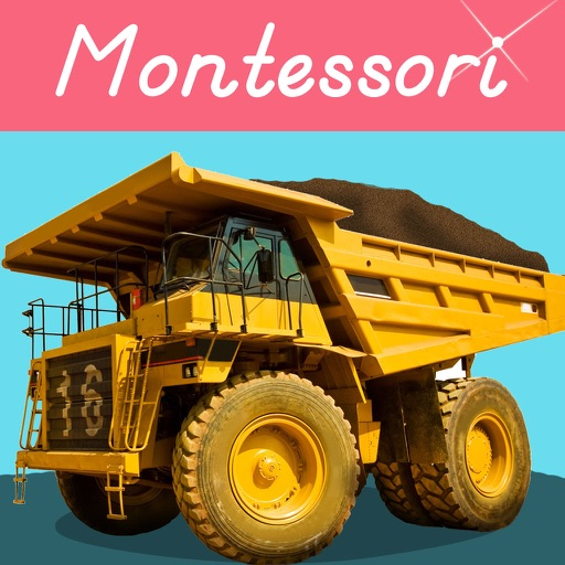 Forms of Transportation - Montessori Vocabulary