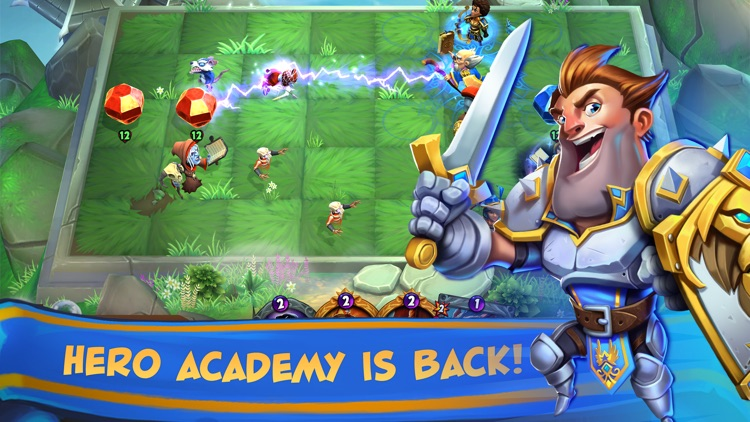 Hero Academy 2 screenshot-4