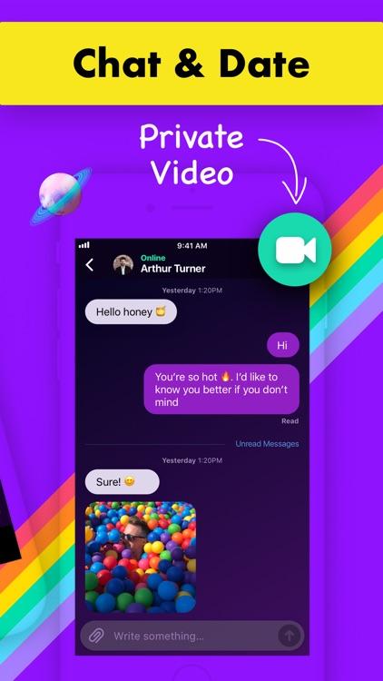 Gay Chat & Dating - Taimi screenshot-3