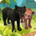 Panther Family Sim - Wild Animal Jungle Pro