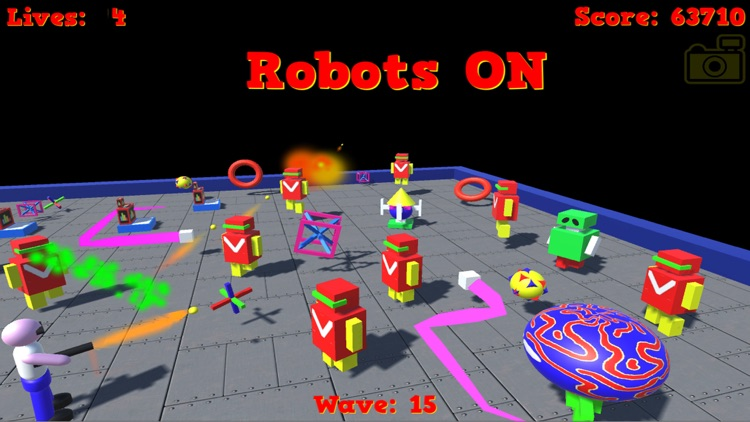 Robots On screenshot-3