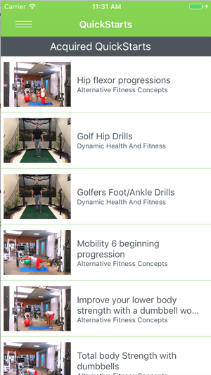 Human Performance & Rehab on the App Store