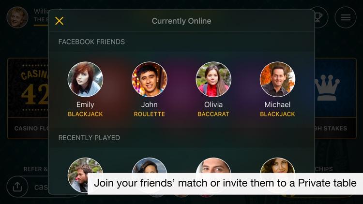 Blackjack 42 screenshot-4