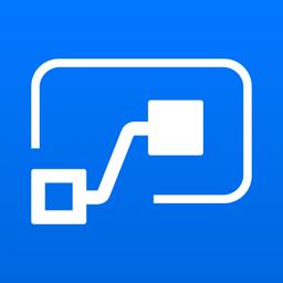 Ícone do app Microsoft Flow