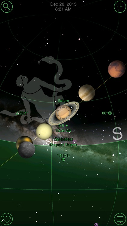 GoSkyWatch Planetarium - Astronomy Night Sky Guide