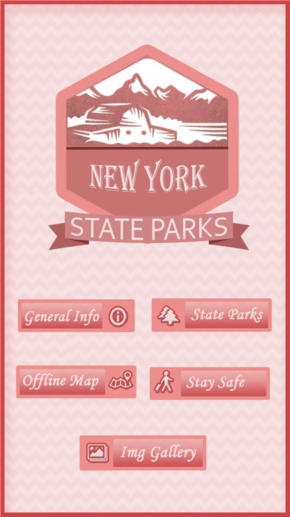 New York - State Parks Guide