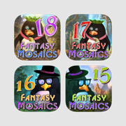 The very best of Fantasy Mosaics
