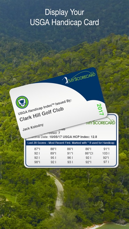 MyScorecard: Everything Golf screenshot-4