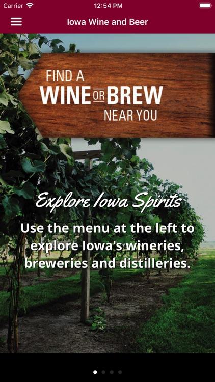 Iowa Wine and Beer