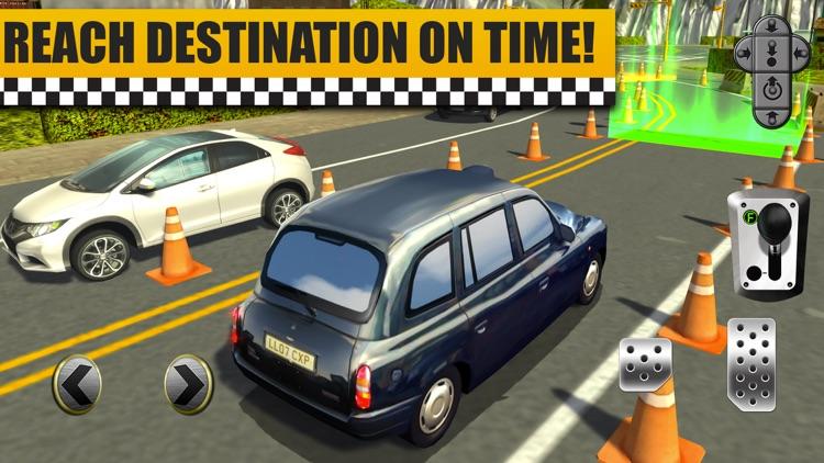 Bus & Taxi Driving Simulator screenshot-3