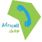 AfriCallShop - call Africa icon