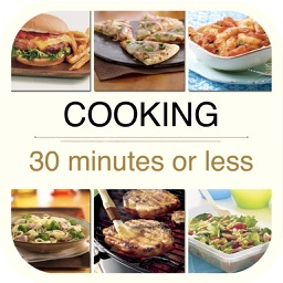 Cooking Recipes - 30 minutes or Less for iPad