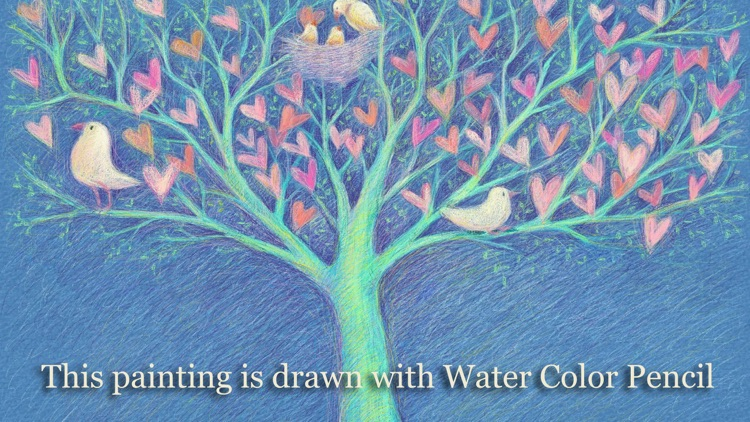 Water Color Pencil screenshot-4