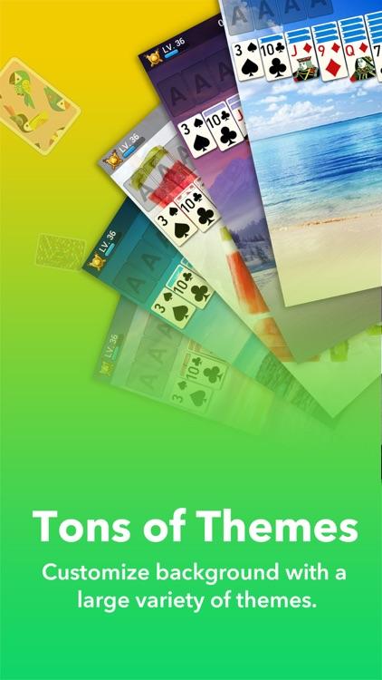 Solitaire - Classic Card Games screenshot-3
