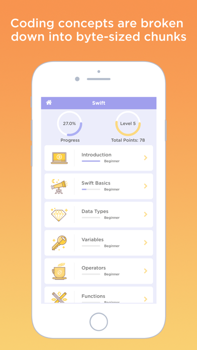 Learnable - Learn to code screenshot two