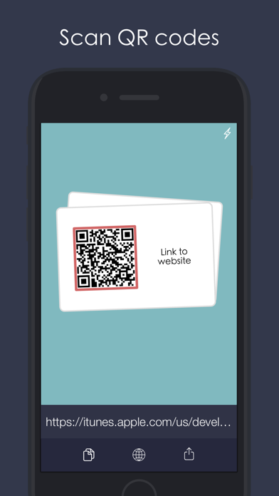 Dual Scan - QR & Barcode scanner | App Price Drops