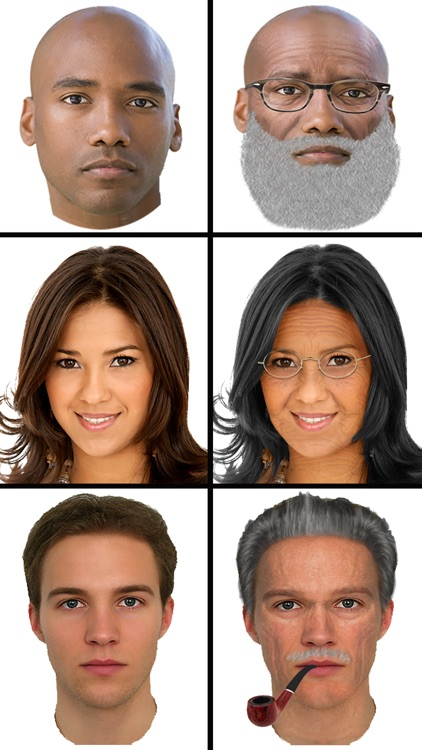 Age Editor: Face Aging Effects