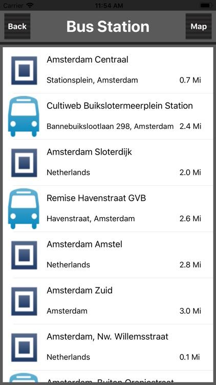 Subways Maps of Major Cities screenshot-5