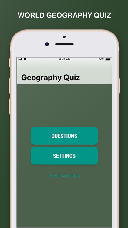 World Geography Quiz Trivia