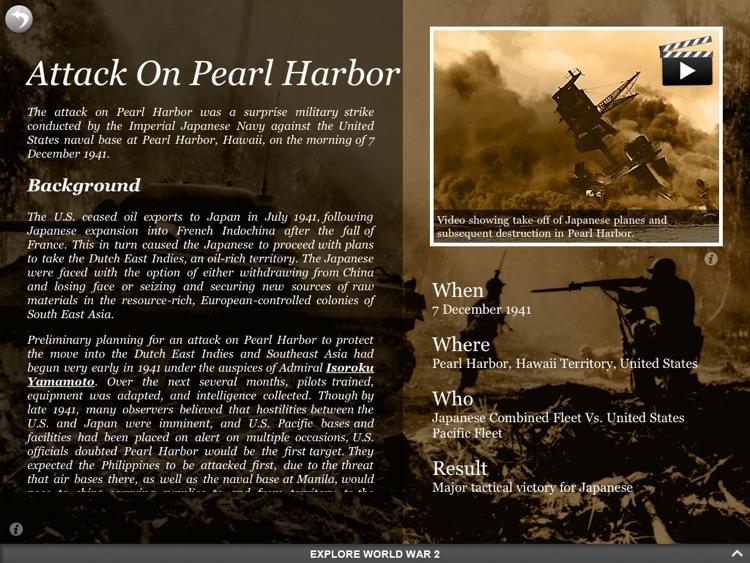 World War 2 History: WW2 screenshot-3
