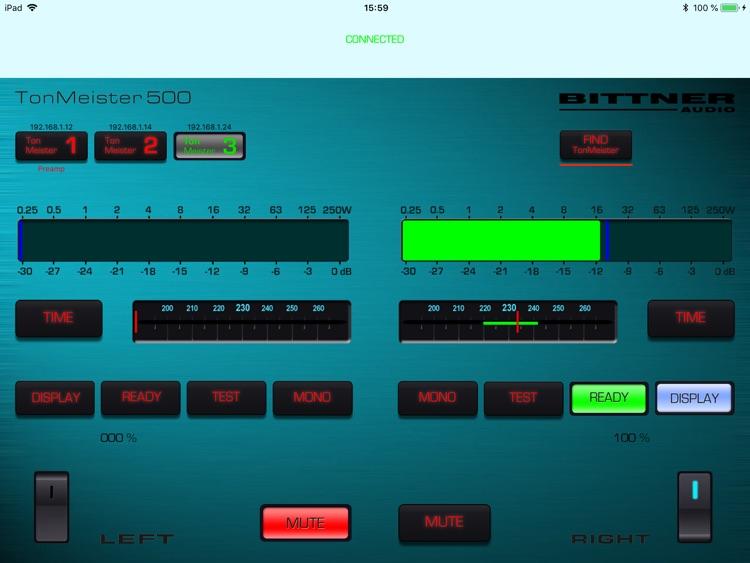 BittnerAudio Remote Control screenshot-3