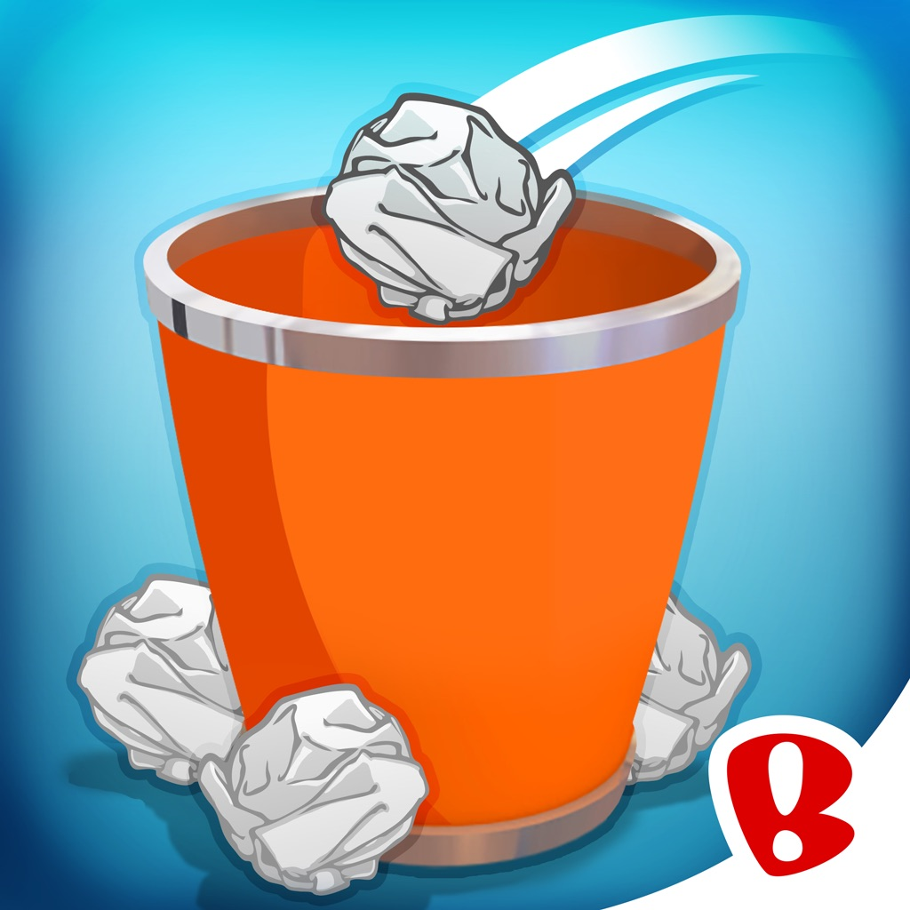 Download free paper toss