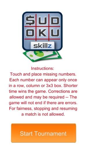 Sudoku Skillz on the App Store