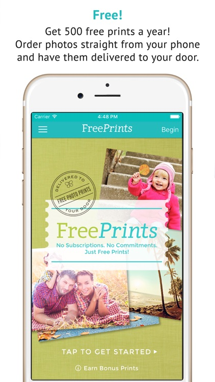 FreePrints - Photos Delivered