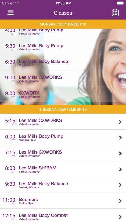 Satori Women's Health Club screenshot-2