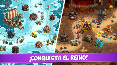 Screenshot for Kingdom Rush Vengeance in Ecuador App Store